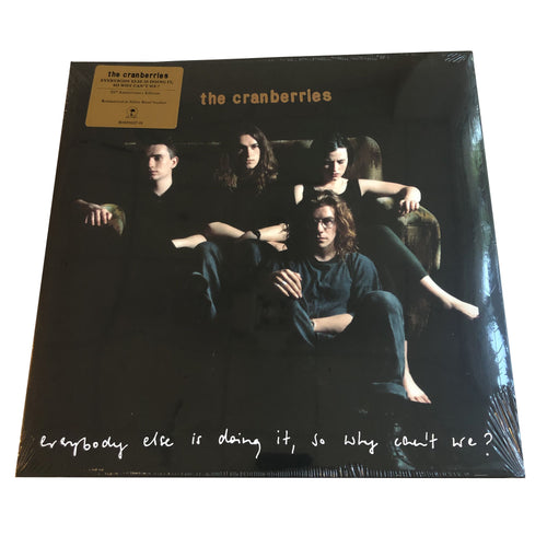 Cranberries: Everybody Else Is Doing It So Why Can't We 12