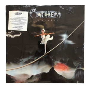 "Anthem: Tightrope 12"" (sealed 1986 dead stock)"