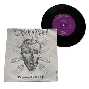 "Uruku: Exhumed Lunch EP 7"" (used)"