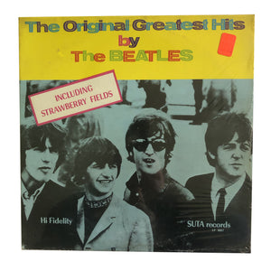 "The Beatles: The Original Greatest Hits 12"" (used)"