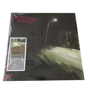 "Car Seat Headrest: Making A Door Less Open 12"" (indie exclusive pink vinyl)"