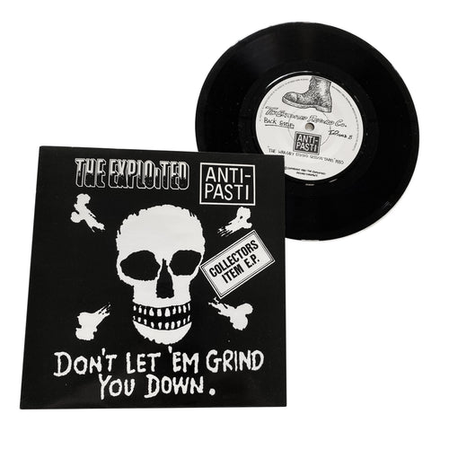 The Exploited / Anti-Pasti: Don't Let 'Em Grind You Down 7
