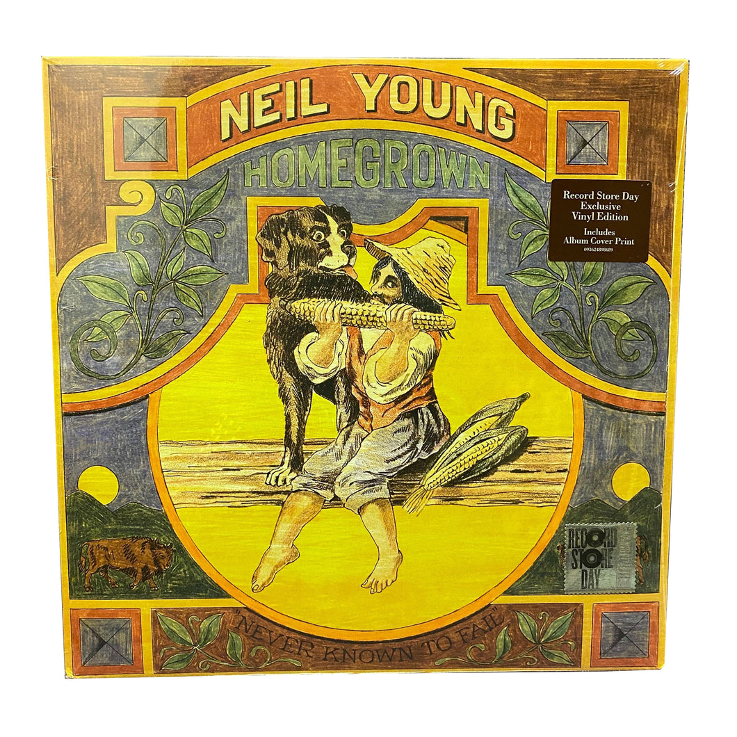 Neil Young: Homegrown 12