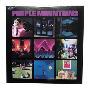Purple Mountains: S/T 12""