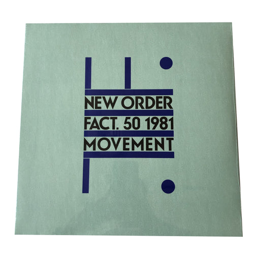 New Order: Movement 12