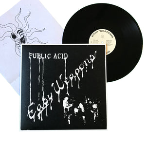 "Public Acid: Easy Weapons 12"" (new)"