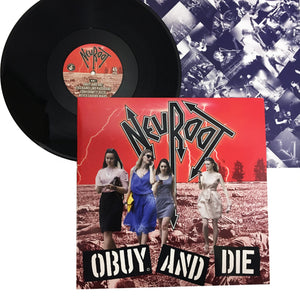"Neuroot: Obuy And Die 12"" (new)"