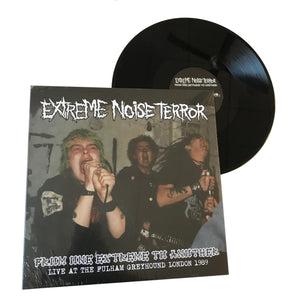 Extreme Noise Terror: From One Extreme to Another 12""