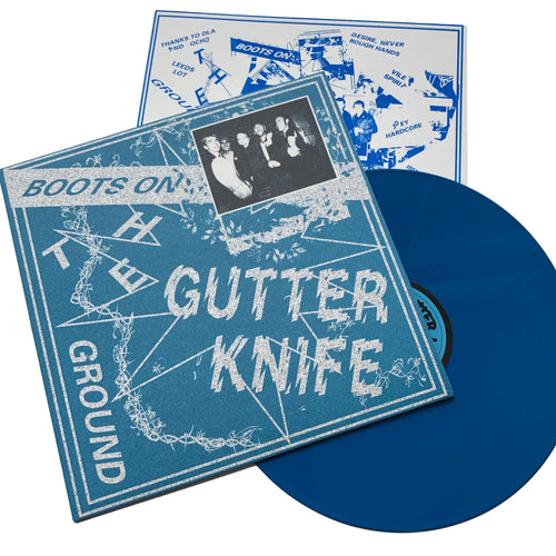 Gutter Knife: Boots on the Ground 12