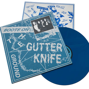 Gutter Knife: Boots on the Ground 12""