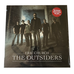 Eric Church The Outsiders 12""
