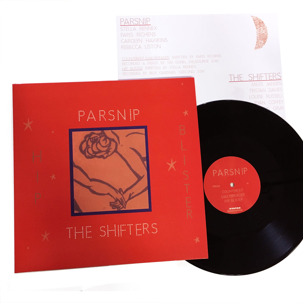 Parsnip / The Shifters: Hip Blister 12