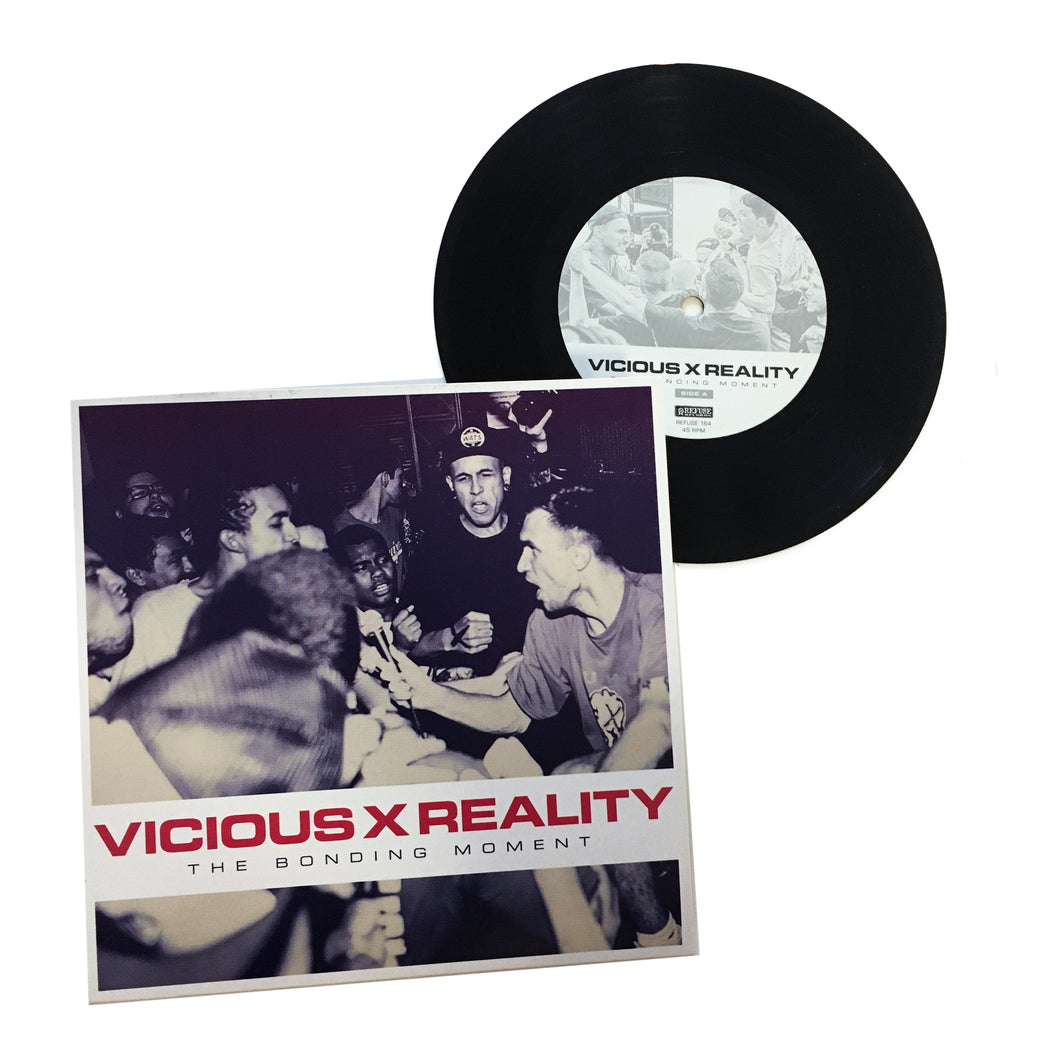 Vicious X Reality: This Bonding Moment 7""