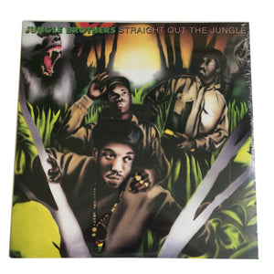 Jungle Brothers: Straight Out the Jungle 12""