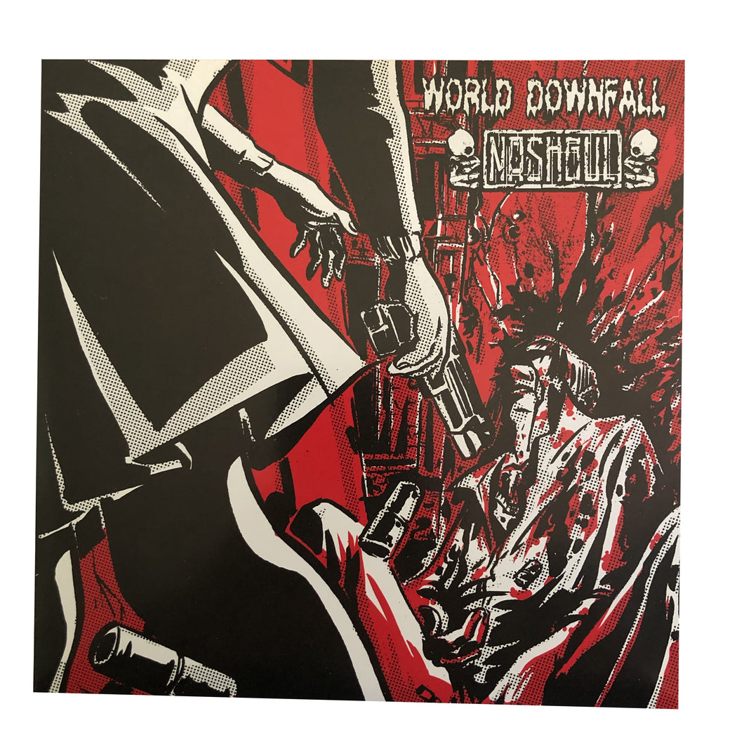 World Downfall / Nashgul: Split 7