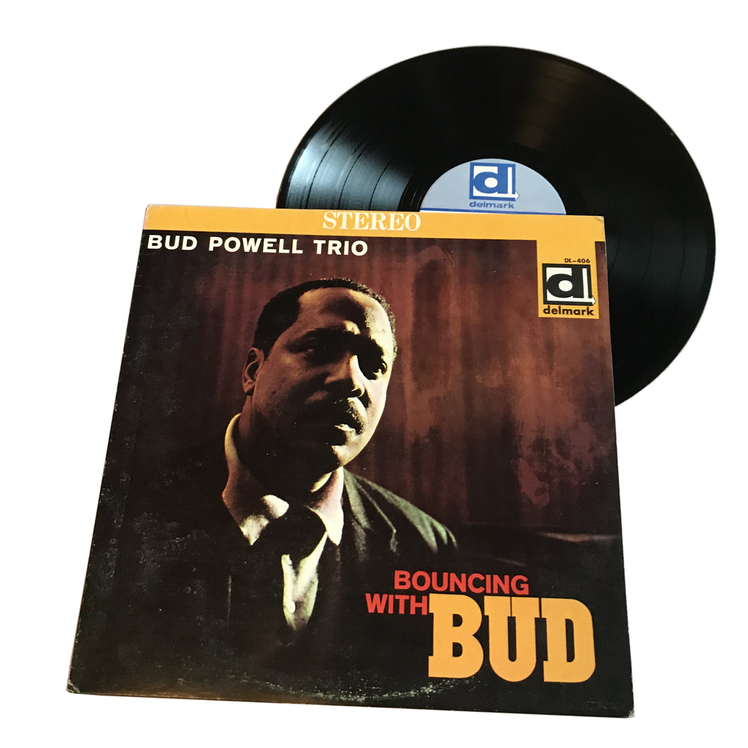 Bud Powell Trio: Bouncing With Bud 12