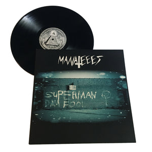 "Manateees: Superman Dam Fool 12"" (used)"