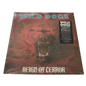 "Wild Dogs: Reign of Terror 12"" (sealed 1987 dead stock)"