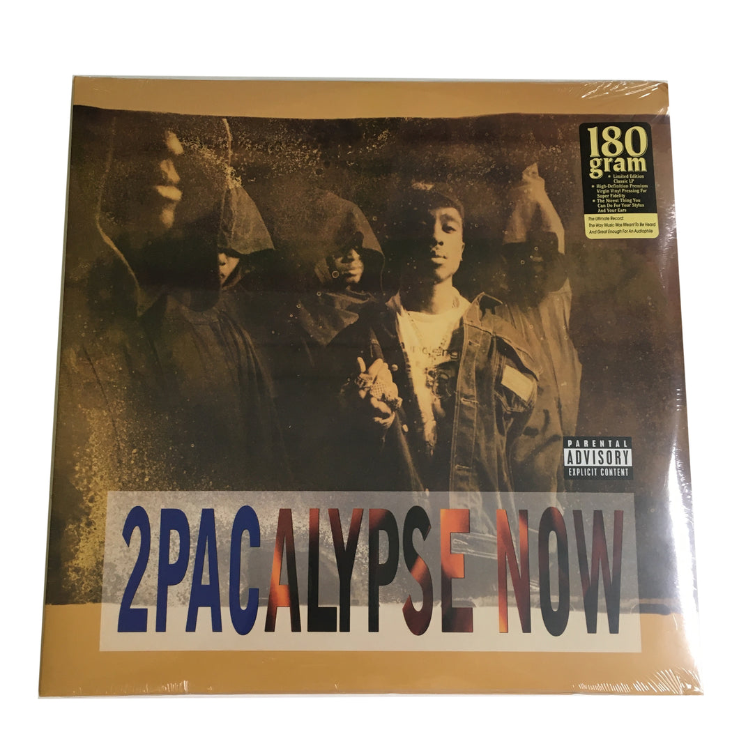 2Pac: 2Pacalypse Now 12