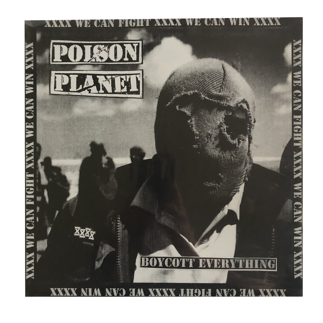 Poison Planet: Boycott Everything 12