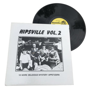 "Various Artists: Hipsville Vol. 2 12"" (used)"
