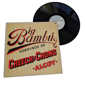 "Cheech & Chong: Big Bambu 12"" (used)"