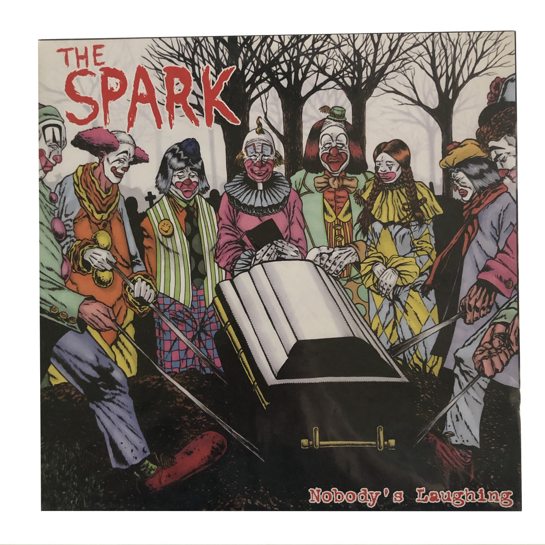 The Spark: Nobody's Laughing 12