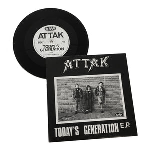 "Attak: Today's Generation 7"" (used)"