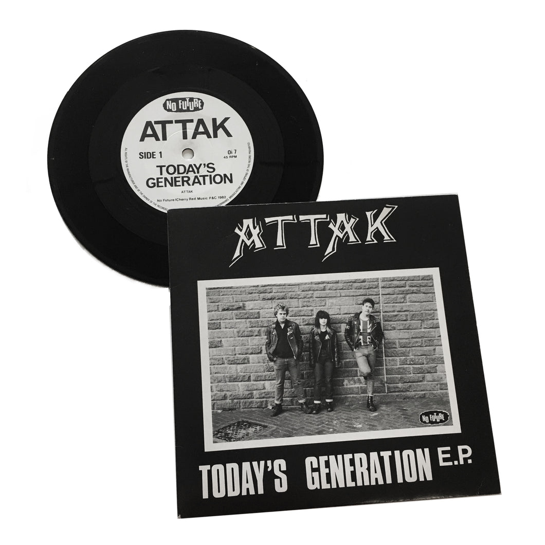 Attak: Today's Generation 7