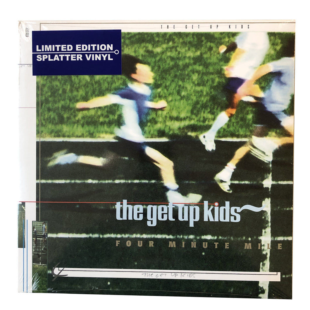 The Get-Up Kids: Four Minute Mile 12