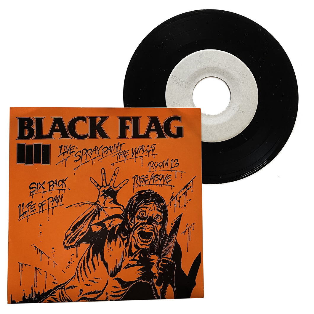 Black Flag: Live #1 - Spraypaint the Walls 7