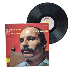 "Joe Zawinul: The Rise & Fall Of The Third Steam 12"" (used)"