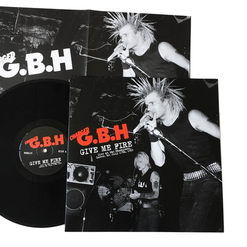 GBH: Give Me Fire 12