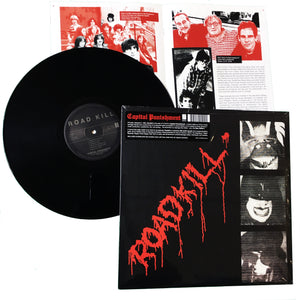 Capital Punishment: Roadkill 12""
