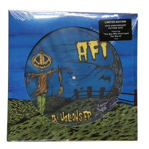 "AFI: All Hallows 10"" (pic disc)"