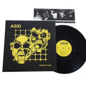 Asid: Pathetic Flesh 12""