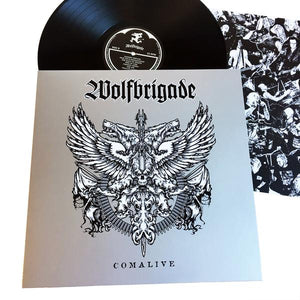 Wolfbrigade: Comalive 12""