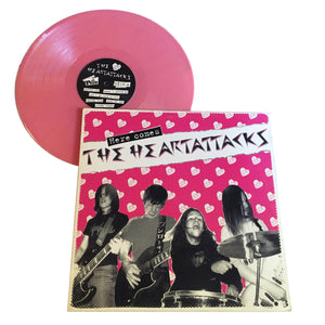 "The Heartattacks: Here Comes 12"" (used)"
