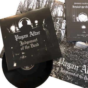 Pagan Altar: Judgement of the Dead 12""