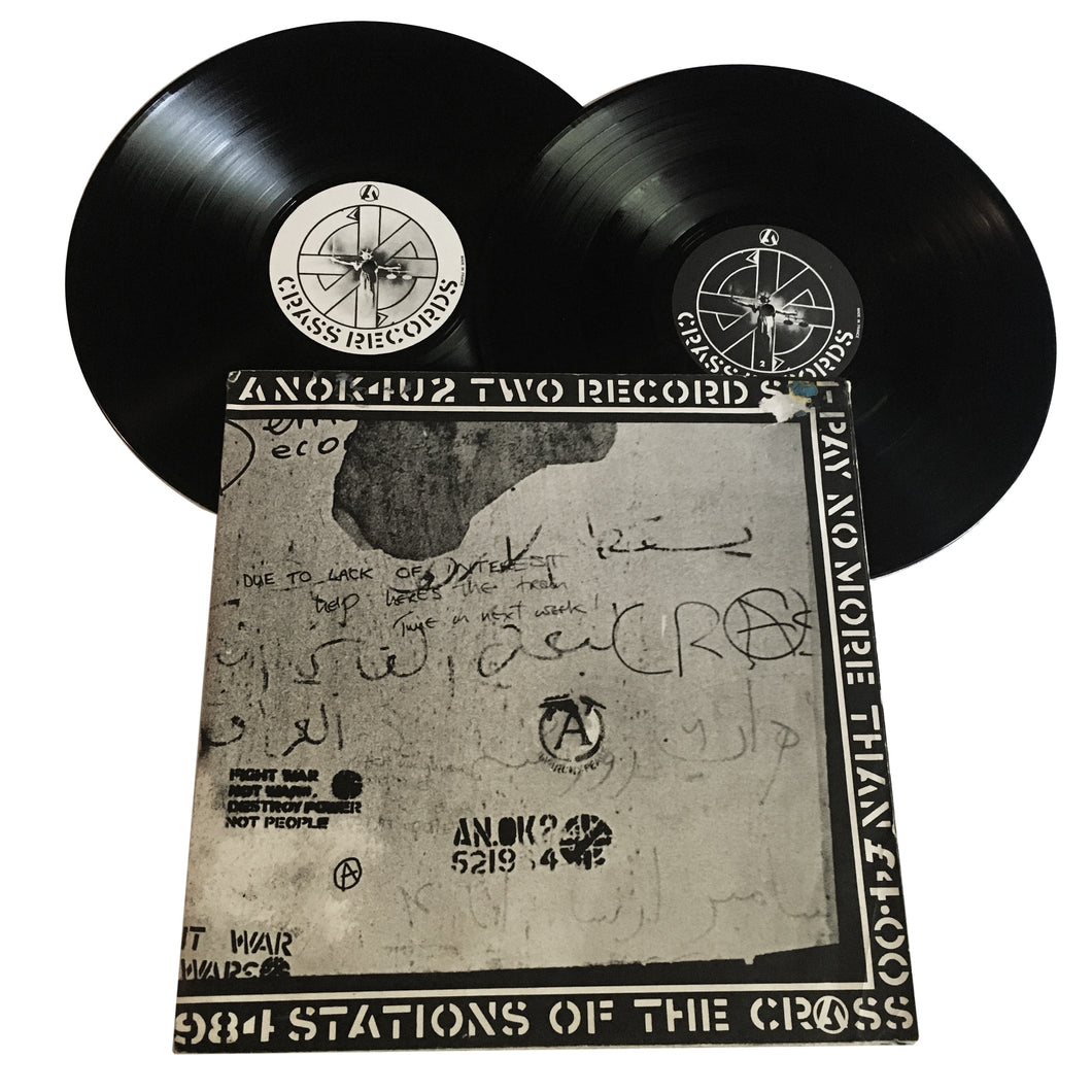 Crass: Stations Of The Crass 12