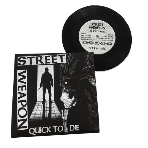 Street Weapon: Quick to Die 7