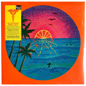 Various: Jazz Dispensary: Orange Sunset 12""