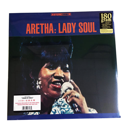 Aretha Franklin: Lady Soul 12