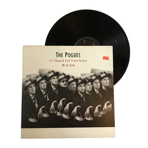 "The Pogues: If I Should Fall From Grace With God 12"" (used)"