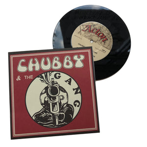 Chubby and the Gang: All Along the Uxbridge Road 7""