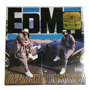 EPMD: Unfinished Business 12""