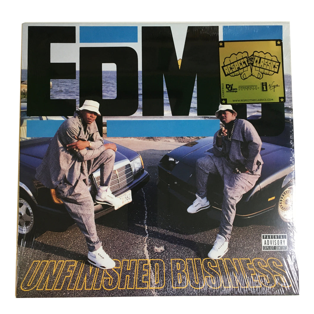 EPMD: Unfinished Business 12