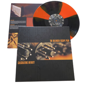 "The Dillinger Escape Plan: Calculating Infinity 12"" (used)"