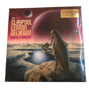 "Claypool Lennon Delirium: South of Reality 12"" (new)"