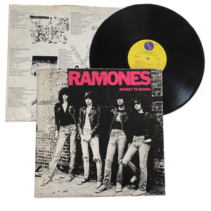 "Ramones: Rocket to Russia 12"" (used)"